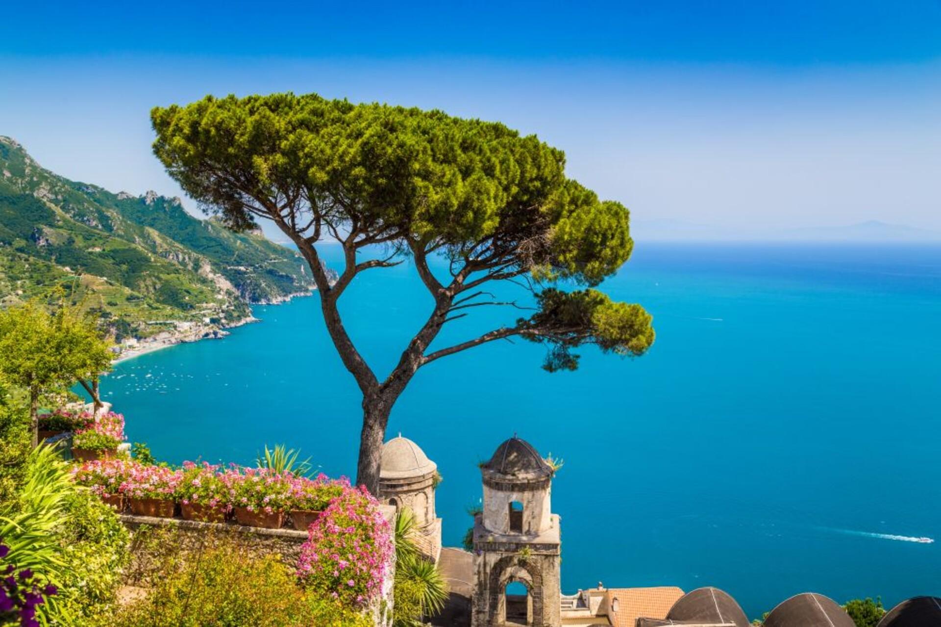 Agropoli to Amalfi 6070