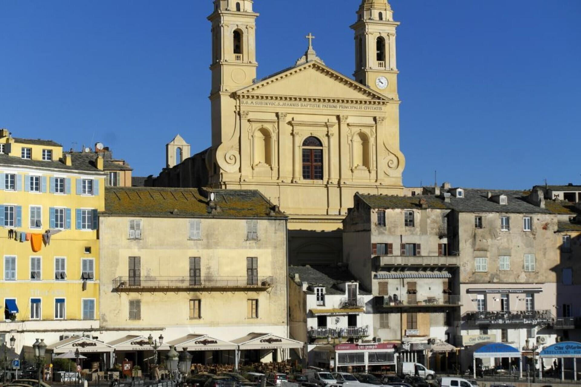 Arrival in Bastia 8031