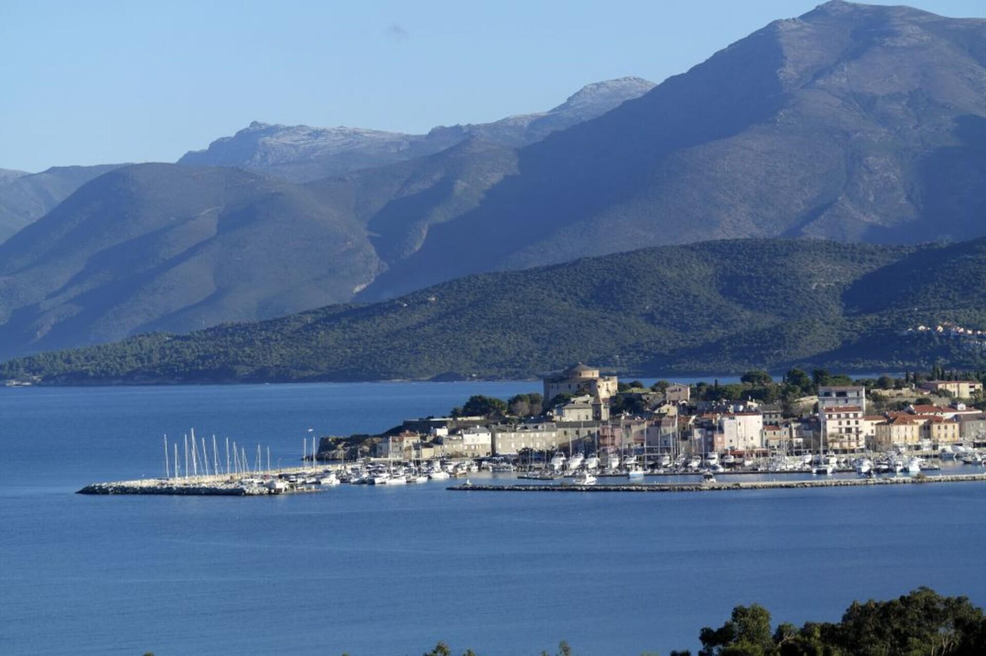 Saint Florent to Calvi 5787